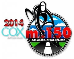 Cox – MS150 Event Logo Design