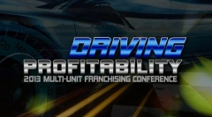 Driving Profitability Animated Theme Graphic