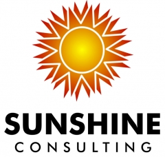 Sunshine Consulting Logo Design