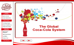 Coca-Cola on-line Training Tool