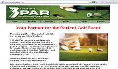 3 Under Par Web Site
