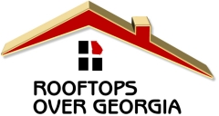 Roof Tops Over Georgia Logo Design